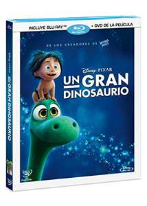 Amazon: Un Gran Dinosaurio (BluRay + DVD)