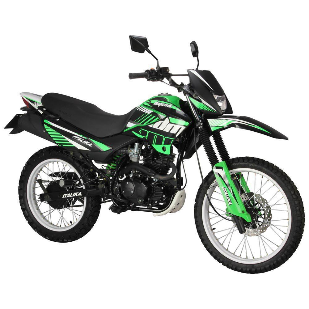 Elektra: moto italika dm200 mejor que buen fin