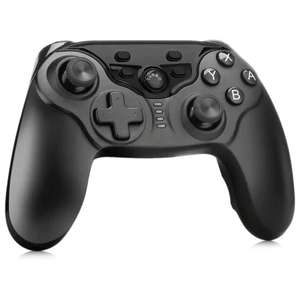 Gearbest: JYS Wireless Pro Game Controller for Nintendo Switch  -  BLACK + Cupon