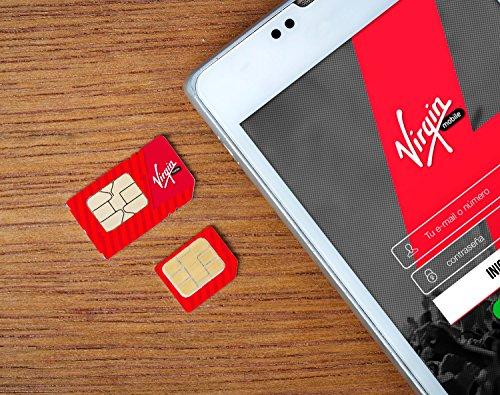 Amazon México: Chip Virgin 2 meses de servicio! (Cada mes 1.5GB y 200 min)