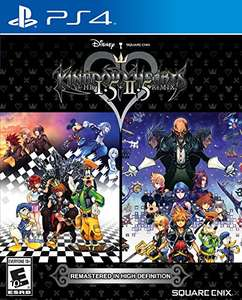 Black Friday 2017 Amazon: Kingdom Hearts Hd 1.5 + 2.5 Remix - PlayStation 4