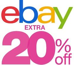 Black Friday en eBay: cupón 20% de descuento para cuentas mexicanas