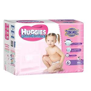 Black Friday 2017 Amazon MX: Pañal Huggies Ultra Confort para niña etapa 6 (CAJA CON 248 PAÑALES) $582 ( con prime y cupon VISABF)