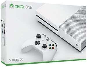 Black Friday 2017 eBay: Consola Xbox One S 500GB 170usd menos el 20%