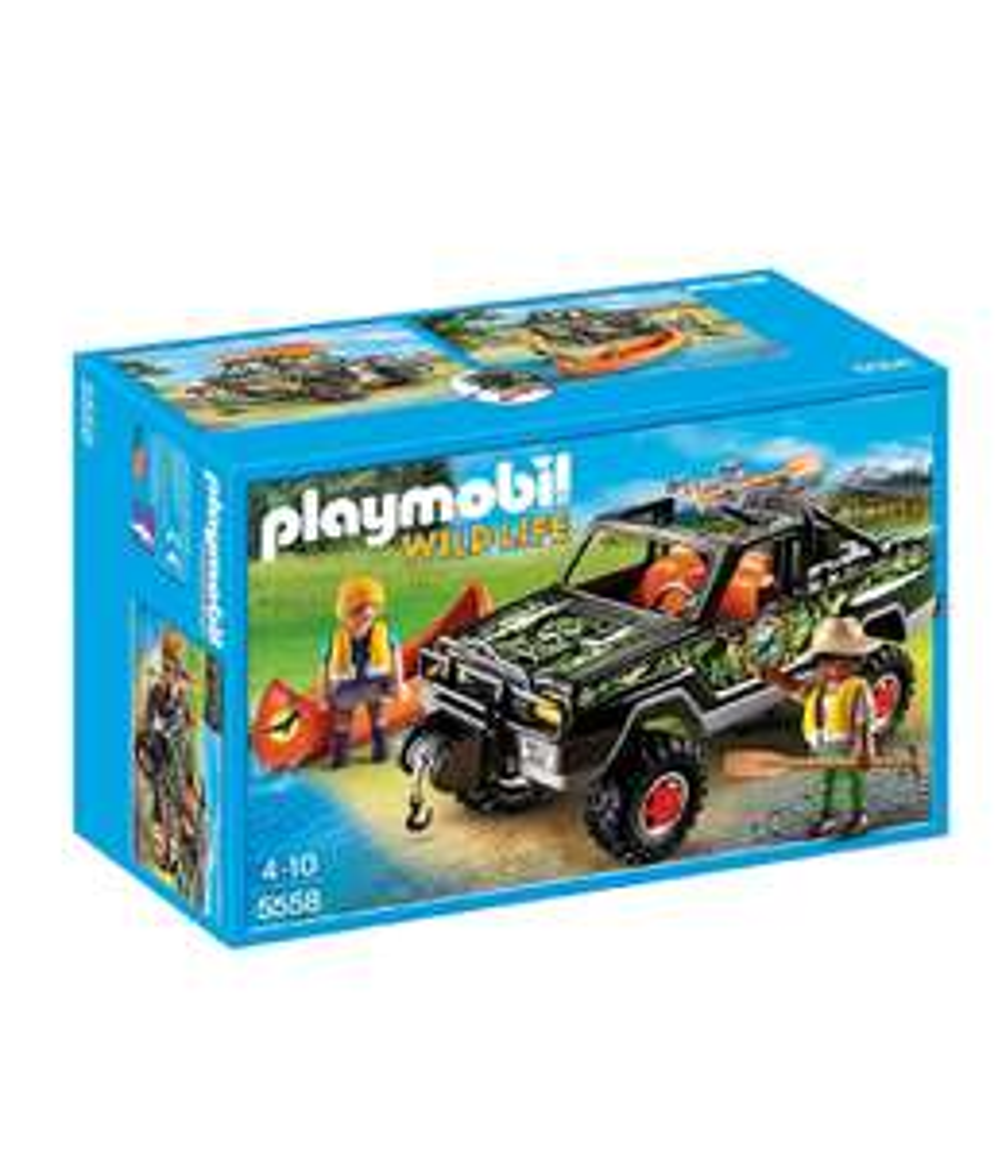 Black Friday 2017 Amazon: Playmobil Pick Up Truck