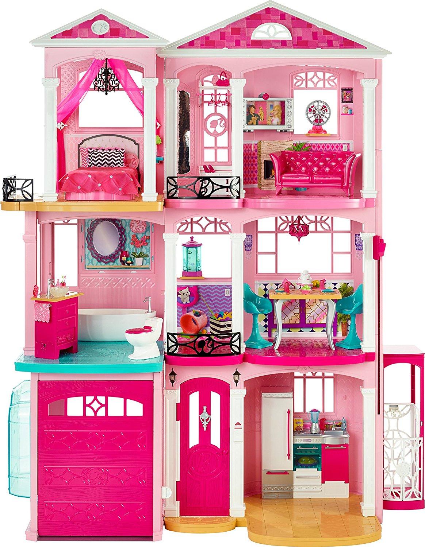 Black Friday 2017 Amazon: Dreamhouse de Barbie y más...