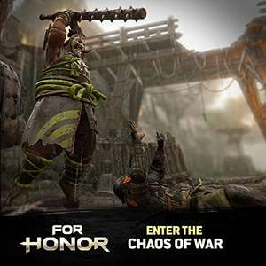 Black Friday 2017 Amazon: For Honor para PS4 $352