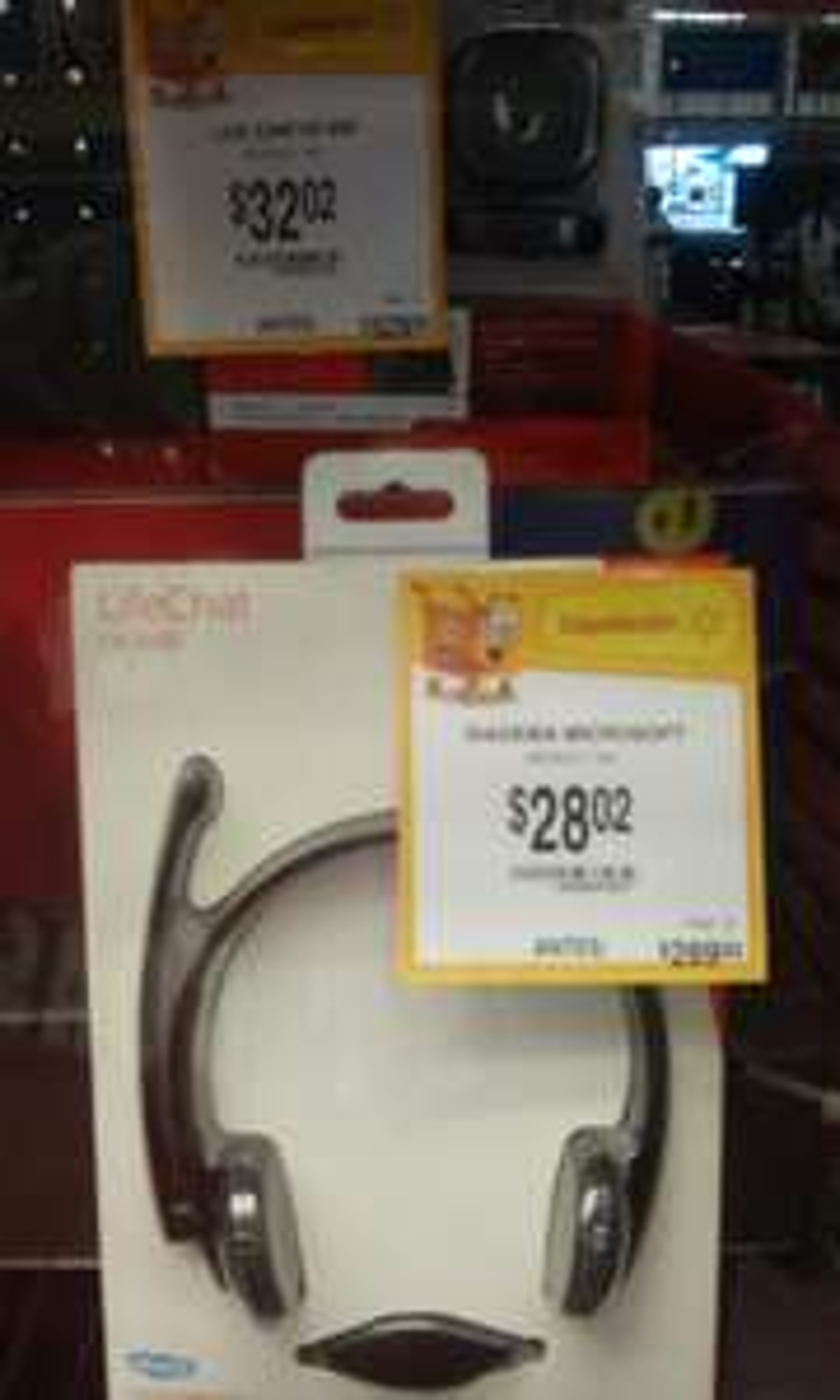 Walmart: Auriculares Livechat $28.02 y Web Cam Microsoft $32.02 (-90%)