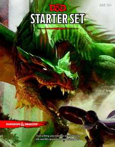Amazon: Set de inicio para jugar Dungeons & Dragons Fantasy Roleplaying