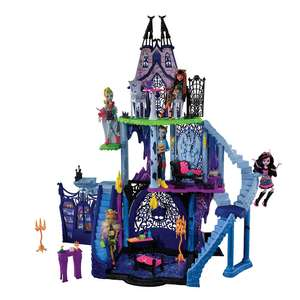 Walmart: Castillo Monster high $795