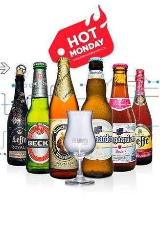 Beer House: Cybeer Week Europa 18 productos.