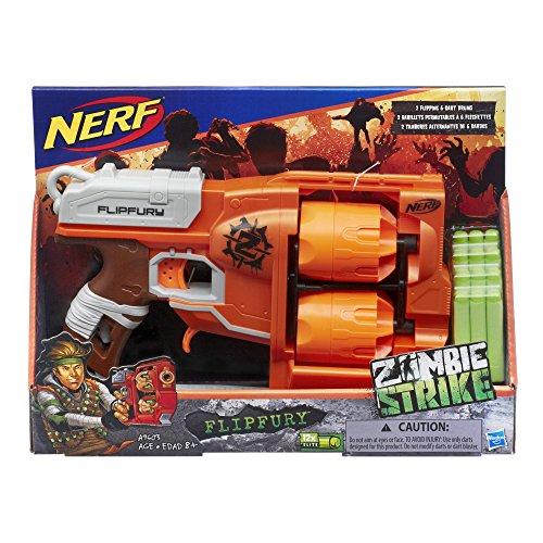 Amazon Nerf Zombiestrike Flipfury Prime