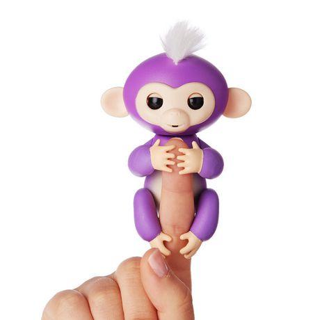 Cyber Monday 2017 El Palacio de Hierro: Fingerlings (baby monkeys)