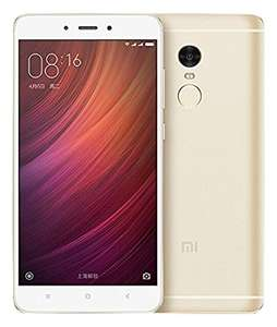 Cyber Monday 2017 Amazon MX: Xiaomi Redmi Note 4 32 GB Dorado
