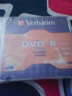 Bodega Aurrerá: DVD Verbatim grabable con caja a $6.01
