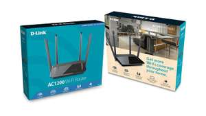 Cyber Monday Amazon: router D-Link AC1200