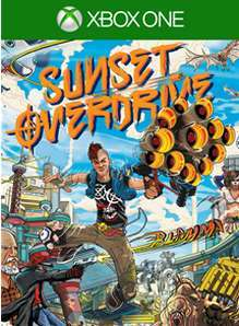 Xbox Store: Sunset Overdrive Xbox One $599, Skyrim Xbox 360 $150 (miembros Gold)