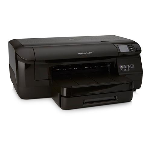 Impresora Inyección Color HP Officejet Pro 8100 Wifi $899 o menos con Cupón