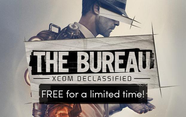 Humble Bundle: The Bureau para Steam GRATIS