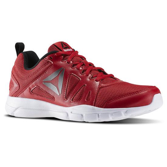 Reebok: tenis reebok rojo en talla 8mx y 9mx