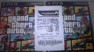 Bodega Aurrerá: Grand Theft Auto V PS3 $99