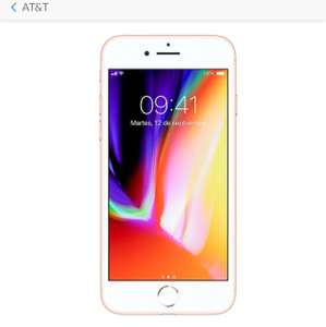 Sam's Club: iPhone 8 64gb msi con Bancomer
