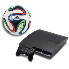 Sanborns online: Playstation 3 BUNDLE WORLD CUP $2,999