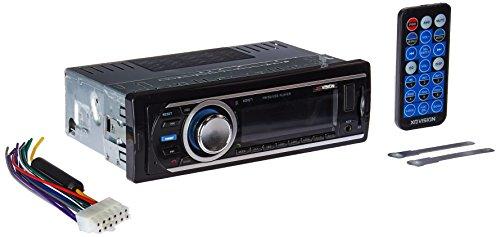 Amazon: XO Vision XD107 auto estereo FM/SD/MP3/USB incluye PRIME