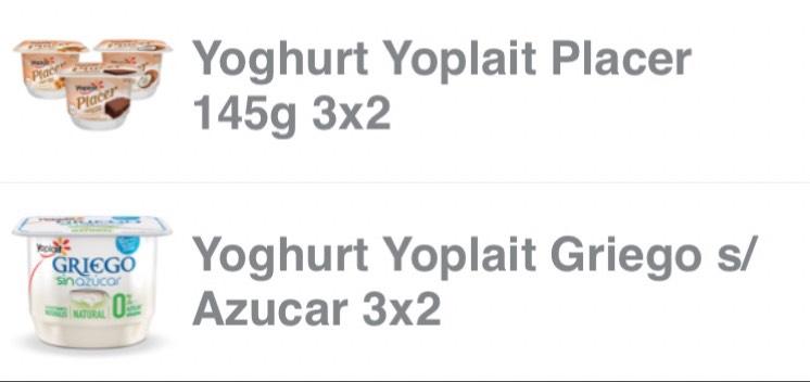 Soriana Hiper y Súper: 3x2 en Yogurth yoplait griego