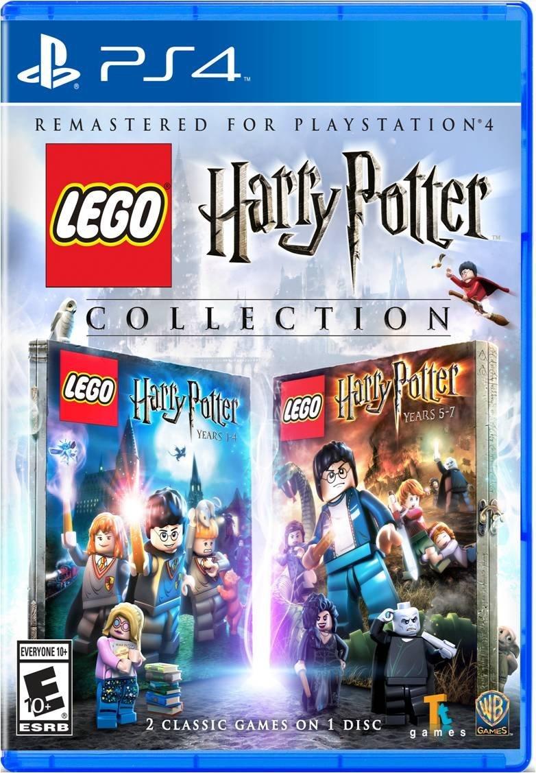Amazon: LEGO Harry Potter collection PS4 de $599 a $199