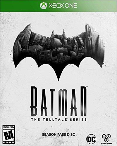 Amazon: Batman The telltale series a $199 PS4/XONE