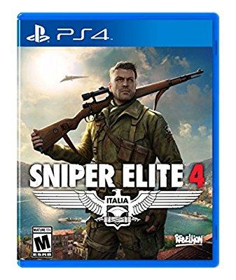 Amazon: Sniper Elite 4 para PS4 a $499