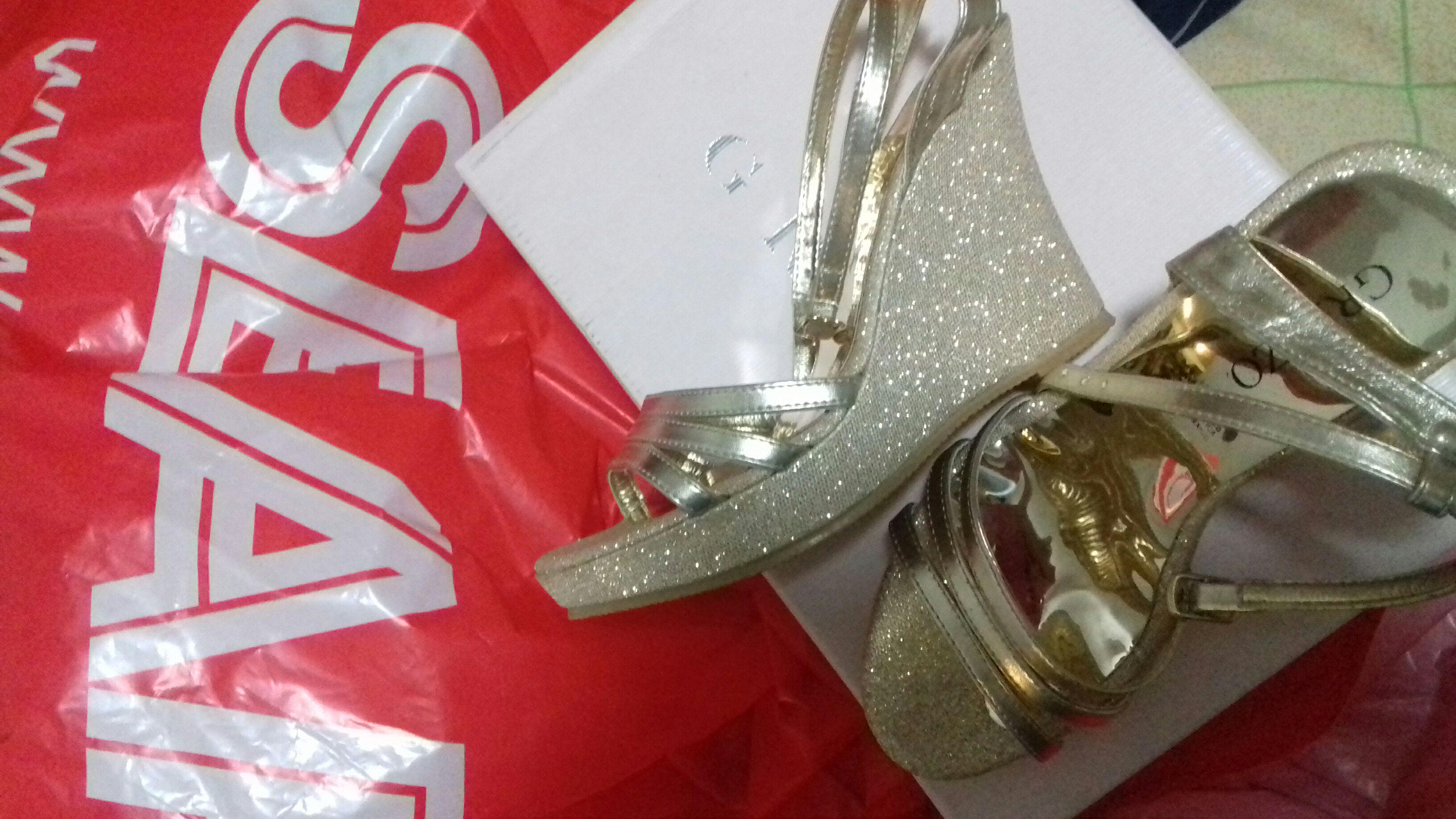 Sears Outlet Vallejo cdmx: zapatillas en $270 talla 24 y más