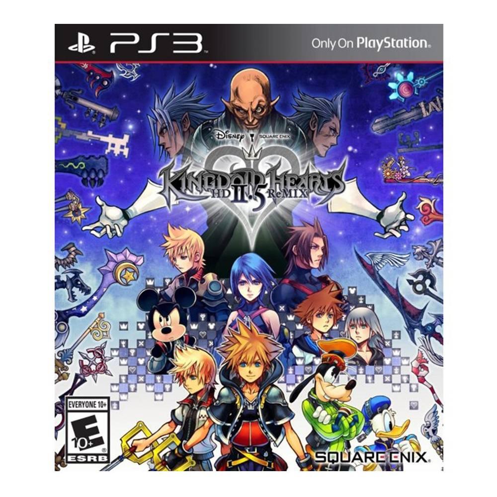 Walmart.com Kingdom Hearts HD 2.5 Remix de Ps3 En $551