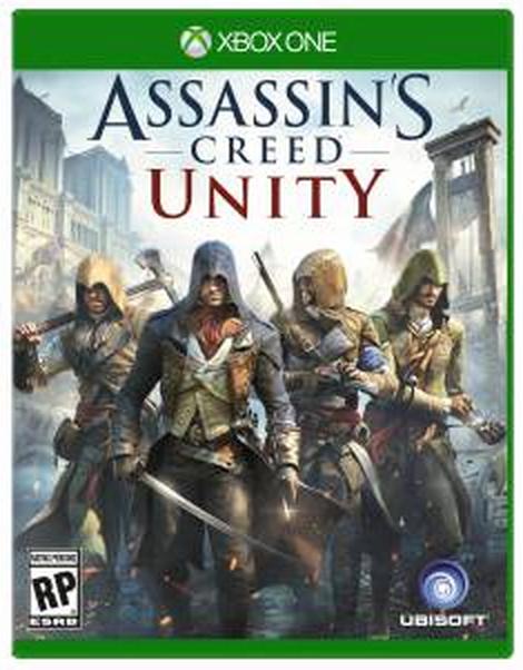 CD Keys: Assassin's Creed Unity xbox one código digital