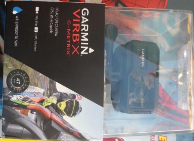 Best Buy: camara Garmin virb x