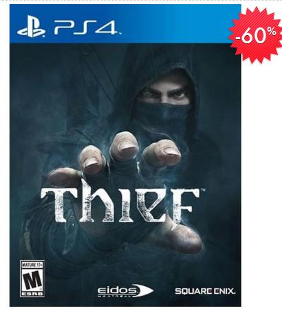 Linio: Thief para PS4 $399