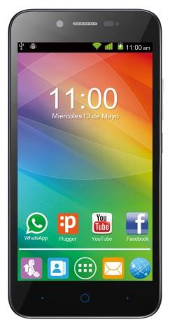 Telcel: Celular ZTE Blade A460 (Region 9)
