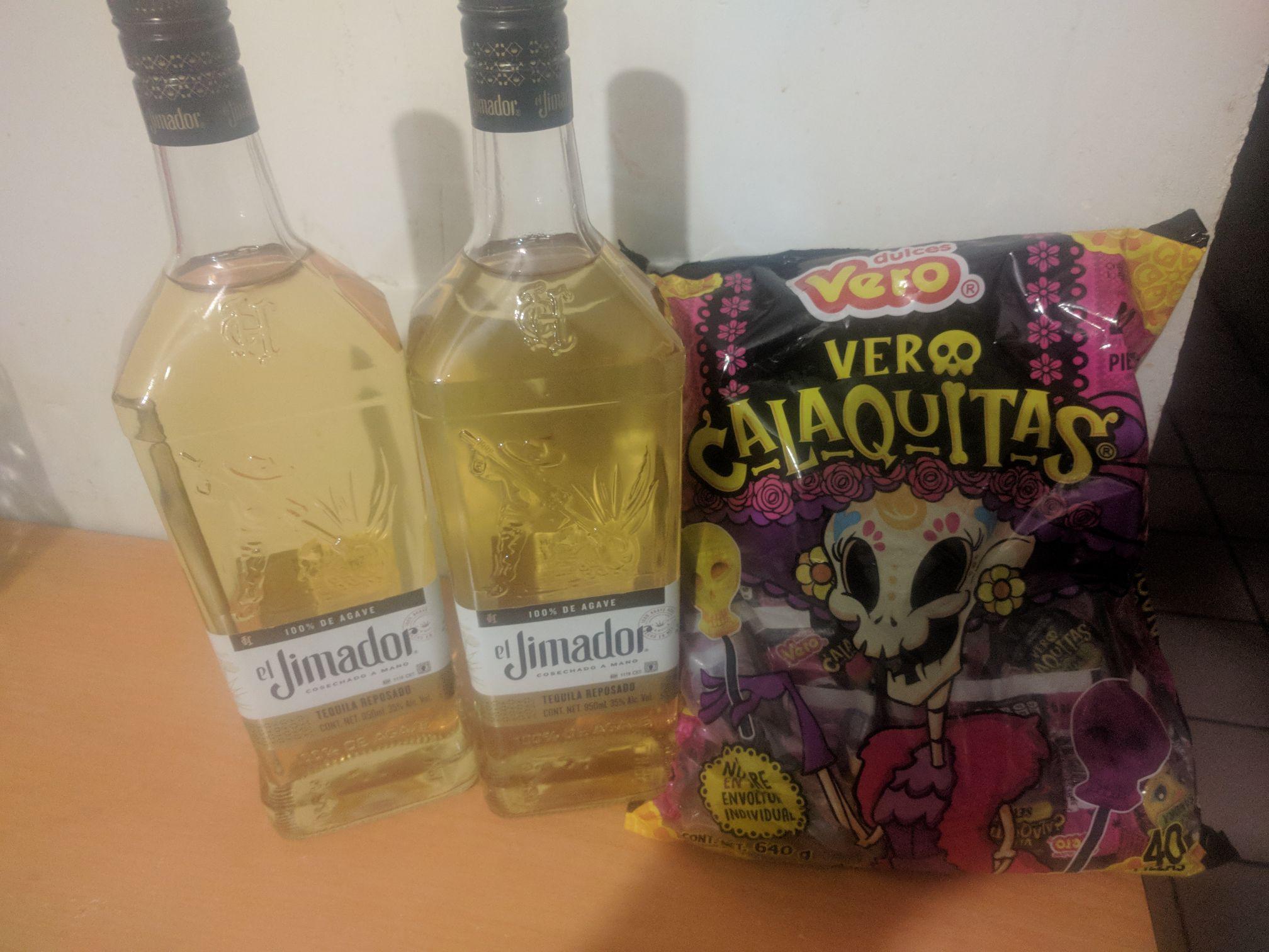 Bodega Aurrerá: Tequila Jimador  945 ml a $49.02