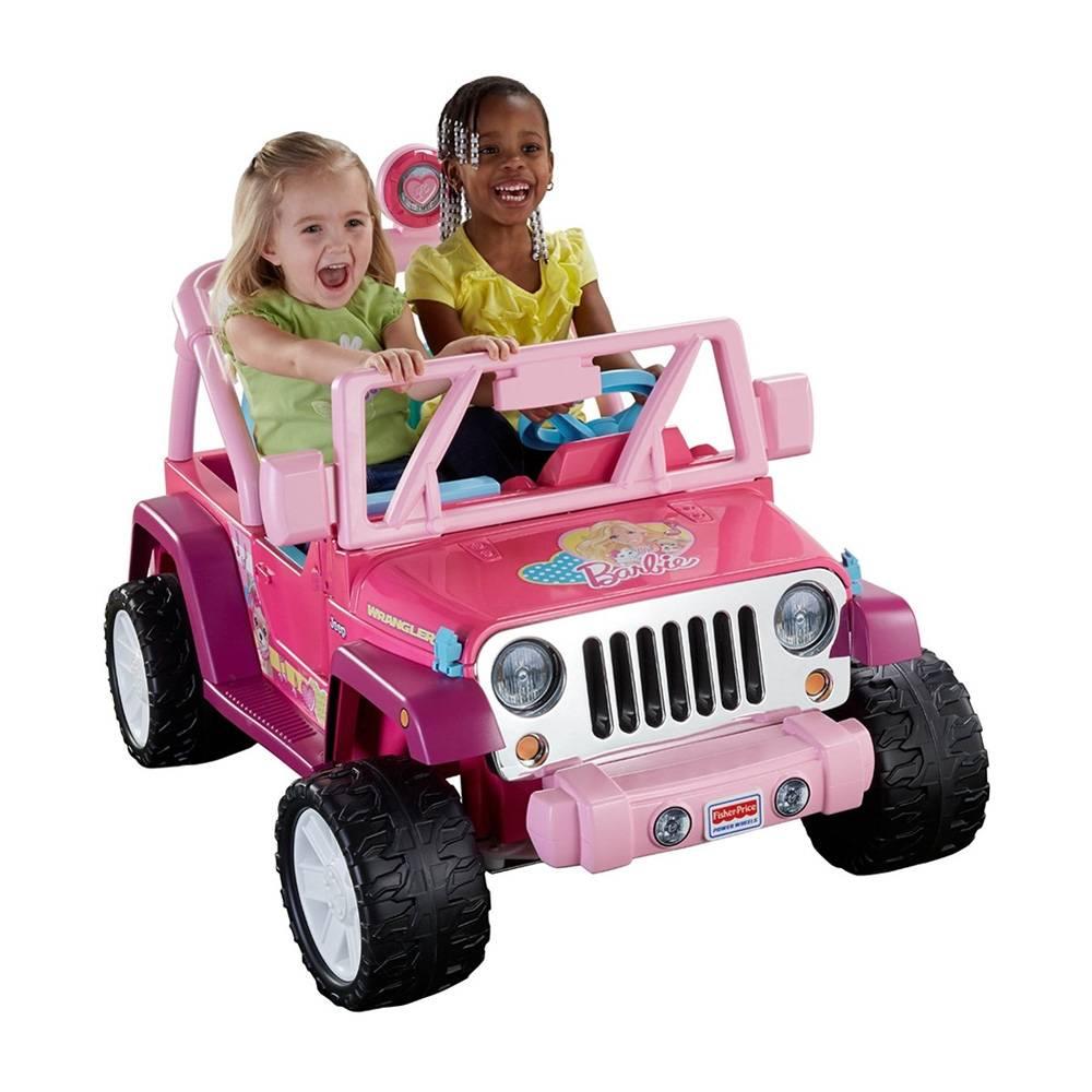 Walmart: Barbie Jeep Power Wheels Mattel $1,995