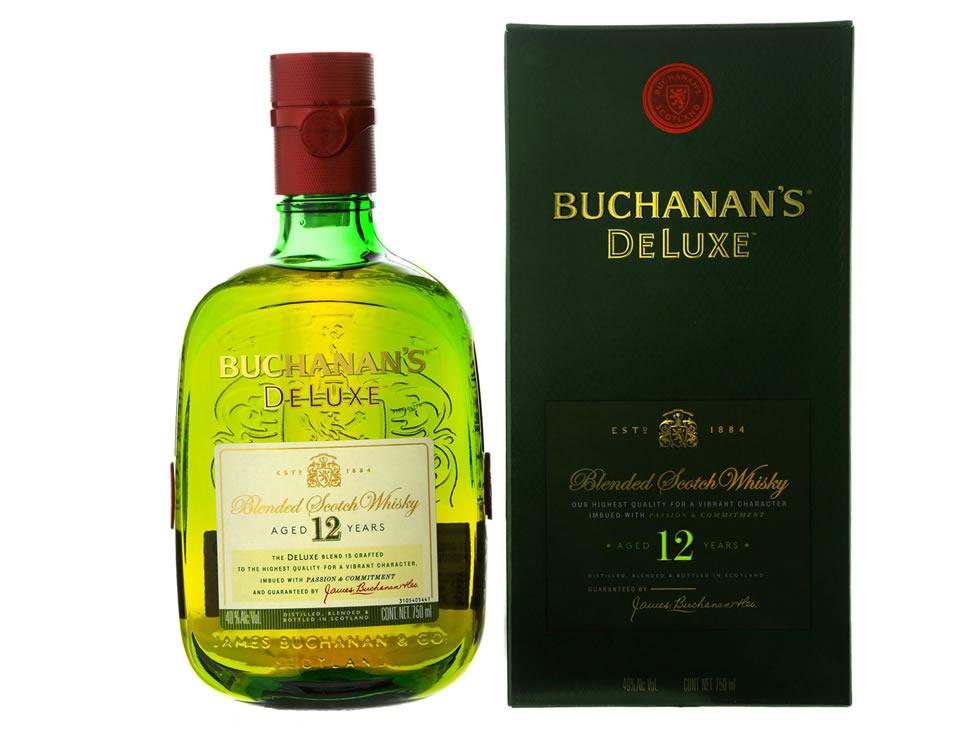 HEB: Whisky de 12 años 750 ml