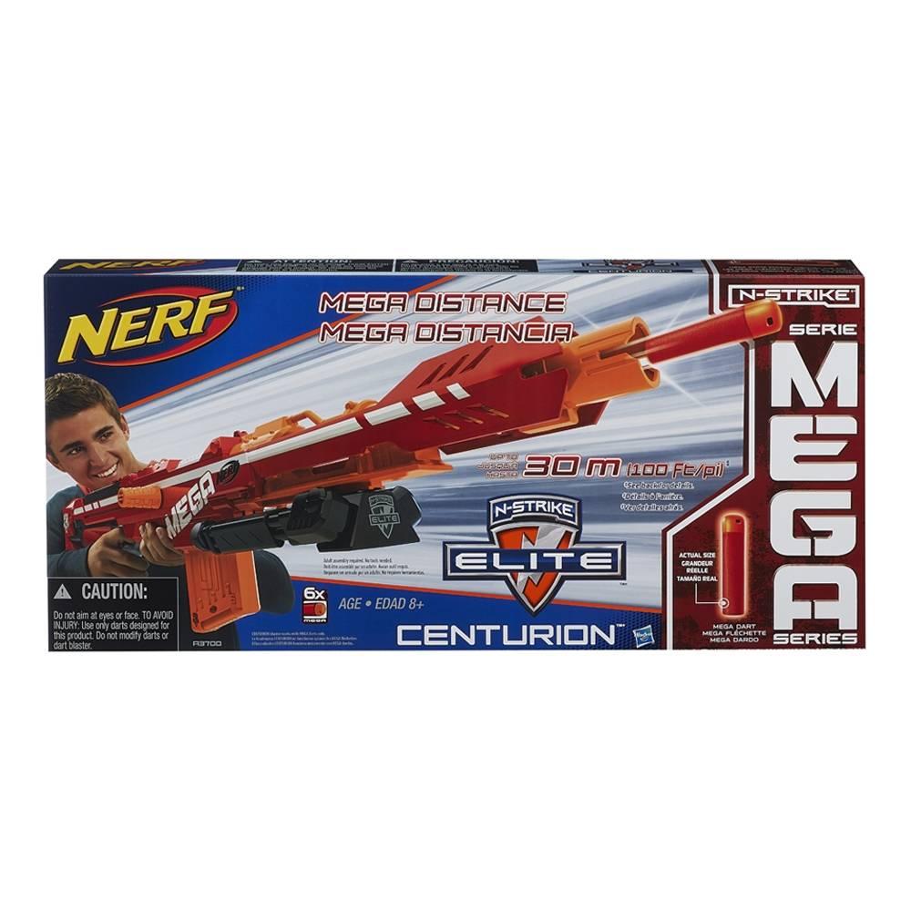 WALMART: Mega Centurion Nerf Hasbro  de 999 a 499
