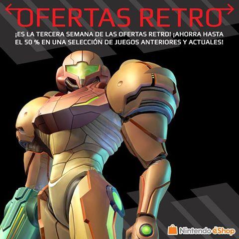 Nintendo eShop: Metroid Prime Trilogy $123