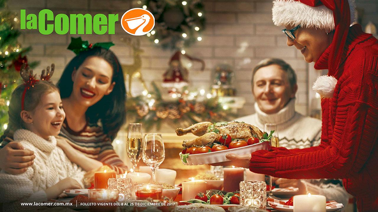 La Comer y Fresko: Folletos vigentes al 25 de diciembre