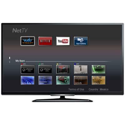 "Elektra: LED Smart TV PHILIPS 58"" $11,999 + meses sin intereses"