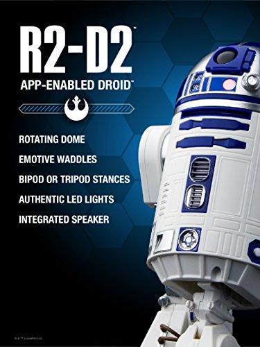 Amazon Mexico: Droid R2-D2 de sphero (oferta del dia Amazon USA).