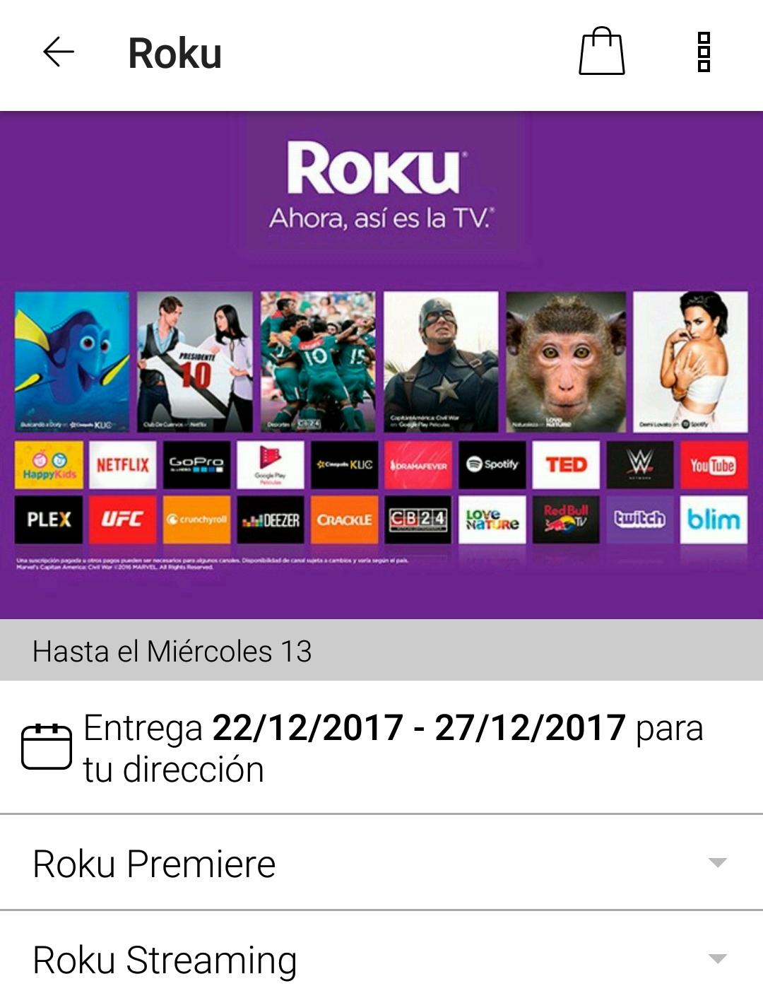 Privalia: Roku premier + pago por PayPal