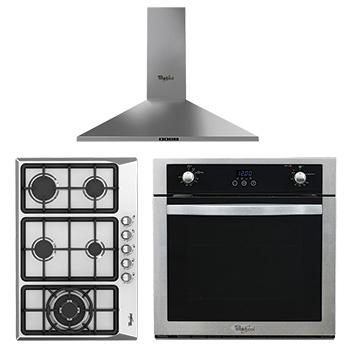 Costco: Whirlpool cocina integral: parrilla, horno y campana