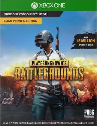 CDkeys: PlayerUnknown's Battlegrounds Xbox One