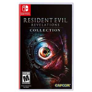 Elektra: Resident Evil Collection Nintendo Switch con Cupón